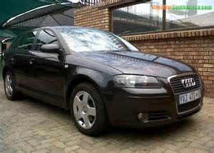Used Audi A3 Cars For Sale In Germany 2008 Audi A3 2 0fsi Used Car For Sale In Johannesburg City