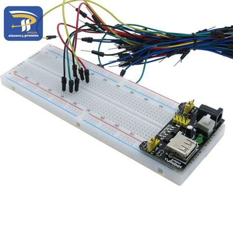 Power Supply 5v 33v Module For Breadboard Mb 102 3 3v 5v mb102 breadboard power module mb 102 830 points