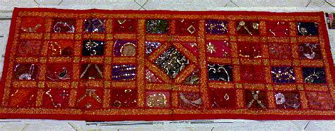 indian table runners exclusive handcrafted indian heavy sequinbeads table