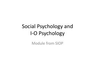 social psychology self presentation ppt object relations theories and self psychology