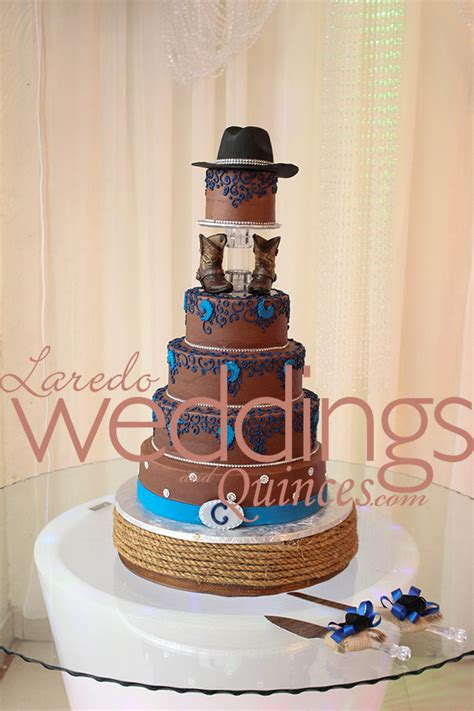 western themed quinceanera western cake chocolate http