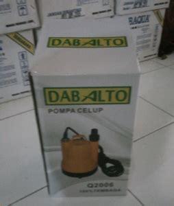 Pompa Celup Dab pompa air celup taman kolam sedot banjir dab alto q2006