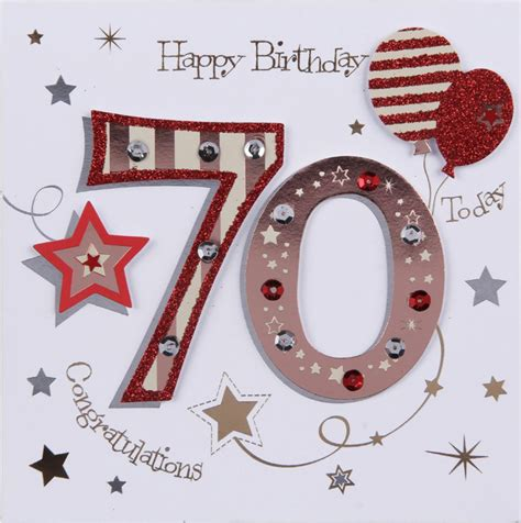 free printable 70th birthday cards printable cards