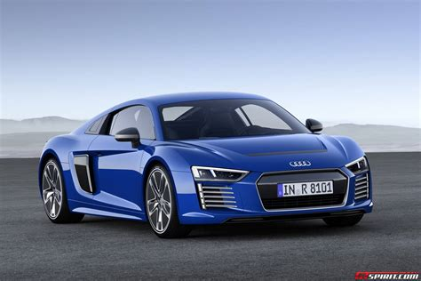 2016 Audi R8 E Tron Revealed In Full Gtspirit
