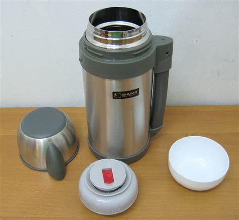 Shuma Wide Flask 1 2l toko alat dapur vacuum flask thermos termos murah