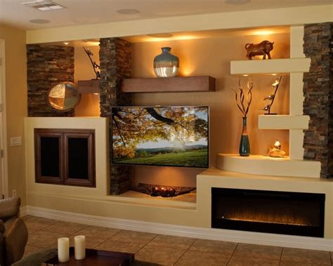 home design idea center drywall entertainment center home design ideas pictures