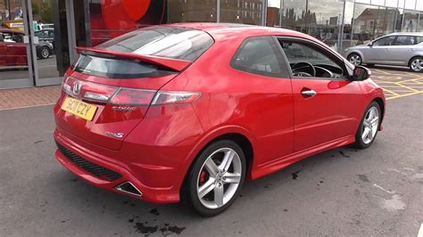 Honda Civic 1 8 At Thn 2015 honda civic 1 8 i vtec type s gt 3dr u18536