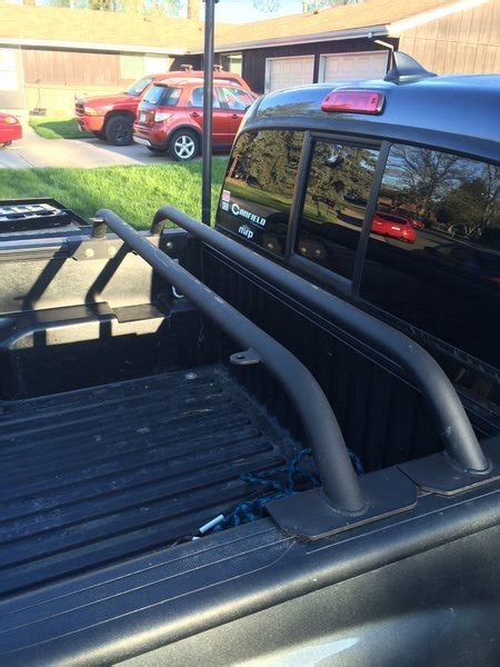 truck bed cross bars relentless fabrication cross bars tacoma world