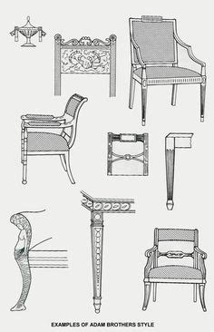 different furniture styles furniture anatomy of a chair describing different
