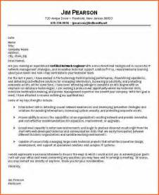 Exles Of Professional Cover Letters by 8 It Professional Cover Letter Budget Template Letter