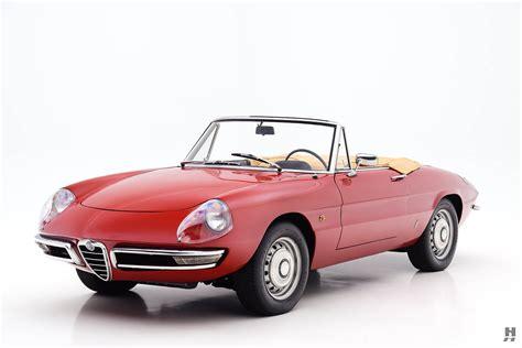 1966 alfa romeo spider 1966 alfa romeo 1600 duetto spider hyman ltd classic cars