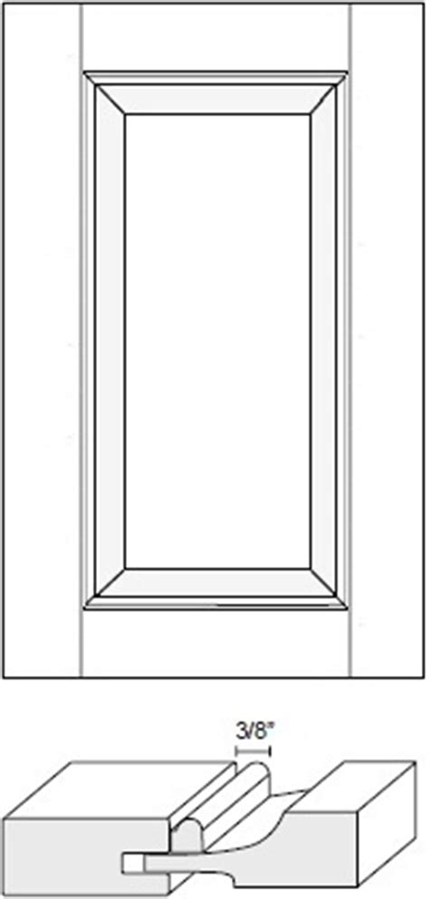 Cabinet Doors By Horizon Appl Mldg Raised Panel M1 Bead Horizon Cabinet Doors