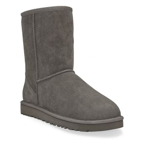 s ugg boot ugg classic s boot in grey ugg from