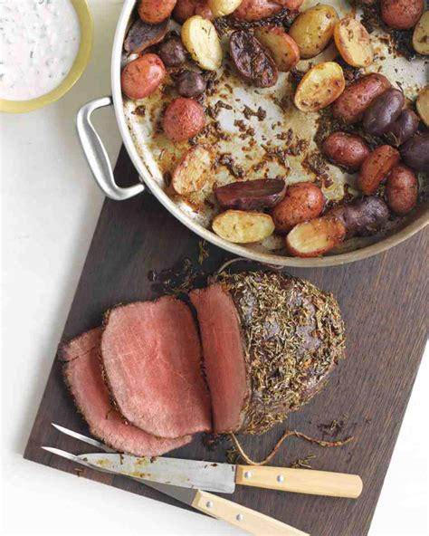 horseradish sauce for beef rosemary garlic roast beef and potatoes with horseradish