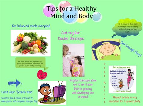 School Tips For A Health Health Tips Best Health Tip