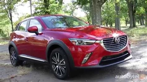 mazda cx  awd grand touring test drive video review