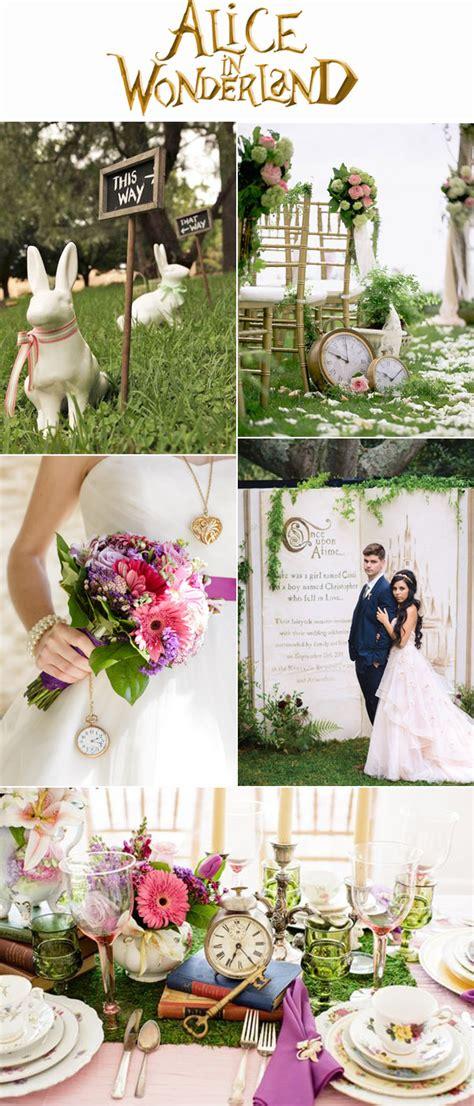 unique dreamy fairytale wedding ideas for 2017 trends stylish wedd