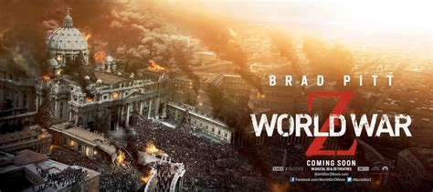 film bagus world war z world war z movie poster 6 zickma
