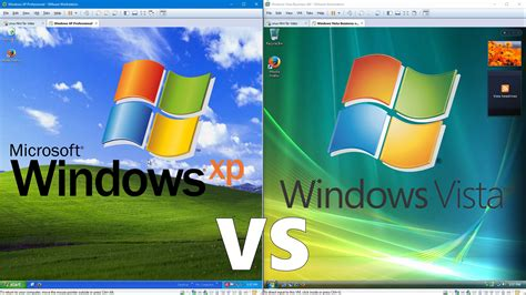 what is xp what is comparing windows xp to windows vista doovi