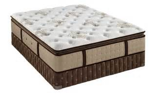 Stearns And Foster Luxury Mattress by Stearns Foster Luxury Firm Plush Pillow Top
