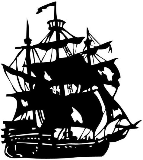 pirate ship sails template new pirate ship sails template free template design