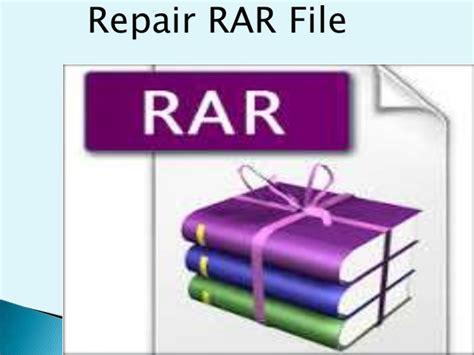 Repair And Extract Corrupted Rar File Repair Winrar Files | repair and extract corrupted rar file