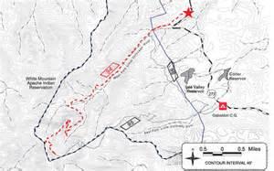 greer arizona map arizona map