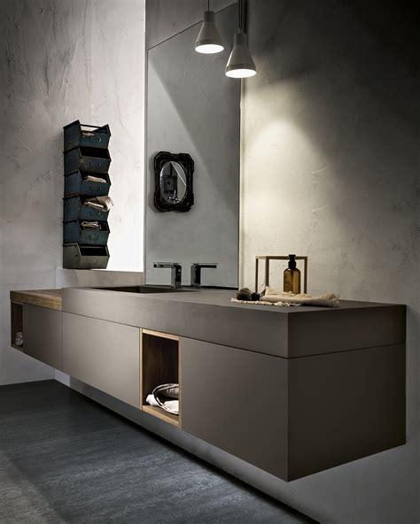mobili bagno cerasa play by cerasa eclettismo e versatilit 224 nella sala da bagno
