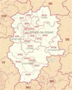 file st postcode area map svg wikimedia commons