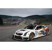 Cadillac Introduces ATS VR Racecar  CARS GLOBALMAG