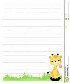 cute note paper background royalty free stock photos