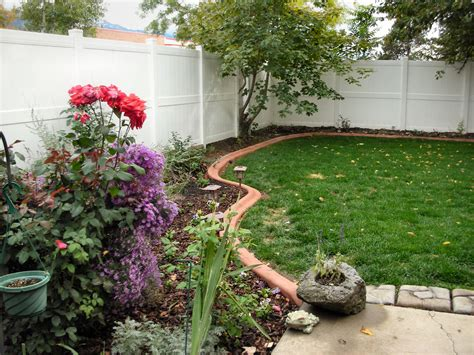 Flower Garden Edging Ideas Garden Flower Bed Edging Landscaping Gardening Ideas