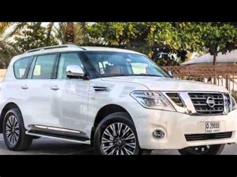 nissan patrol platinum interior 2015 nissan patrol se platinum exterior and interior