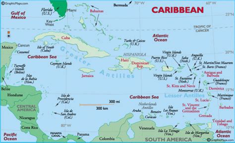 st caribbean map caribbean explore world
