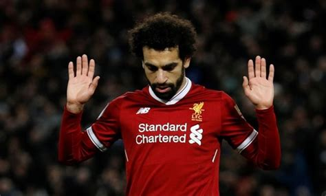 epl november player of the month salah nominated for premier league player of the month