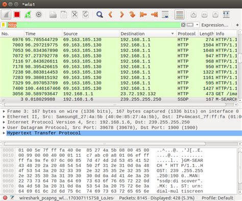 wireshark ubuntu tutorial wireshark inroduction ubuntu 16 04 2016