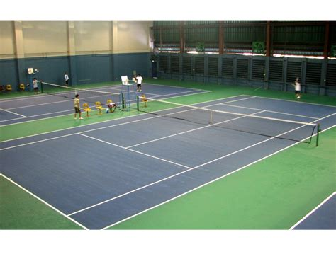 indoor tennis courts panoramio photo of indoor tennis court