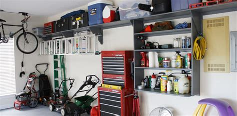 how to organize garage shelves garage organization and storage project today s