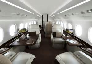 Private Jet Interiors 17 Of The Most Beautiful Private Jets Interiors In 2013