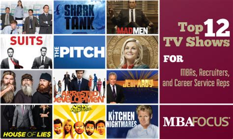 Tv Series For Mba top 12 tv shows for mbas