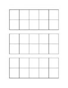 ten frames template printable frames frame template and ten frames on