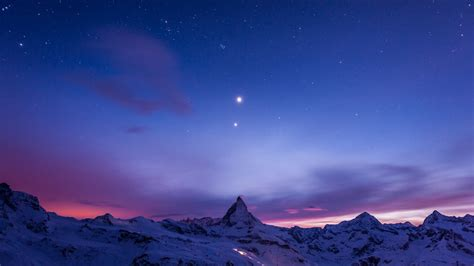 mountains night hd nature  wallpapers images