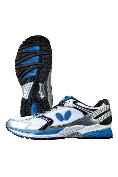Butterfly Table Tennis Shoes by Butterfly Radial Cross Table Tennis Shoes Footwear From