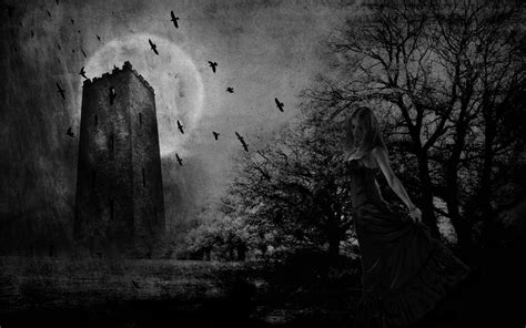 themes in gothic stories gothic art wallpaper 183