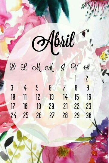 Calendario 9 De Abril 1000 Ideen Zu Calendario Abril 2016 Auf