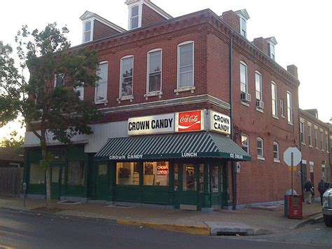 u s route 40 crown candy kitchen
