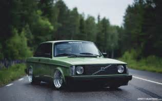 Tuned Volvo Trees Cars Volvo Outdoors Roads Tuning Volvo