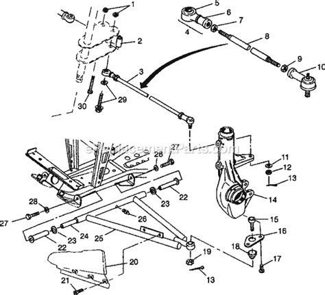 polaris sportsman 850 parts diagram pulsecode org