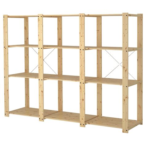 Etagere 3 Stöckig Ikea by Ikea Garage Storage Units With Simple Hejne With