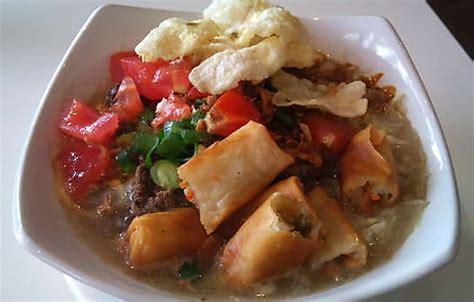 cara membuat risoles untuk soto mie resep cara membuat soto mie sunda spesial enak resep om